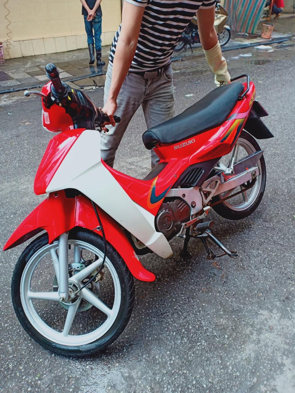 Ban xe Suzuki Xipo - 3