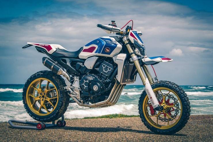 Honda cong bo bang xep hang CB1000R do tai Wheels Waves 2019 - 3