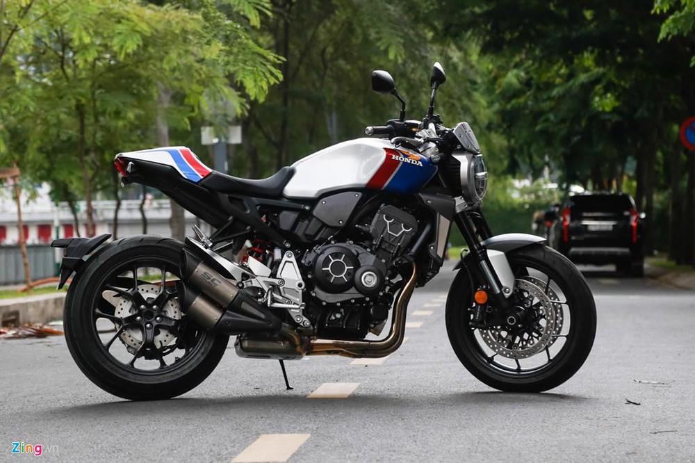 Honda cong bo bang xep hang CB1000R do tai Wheels Waves 2019 - 8