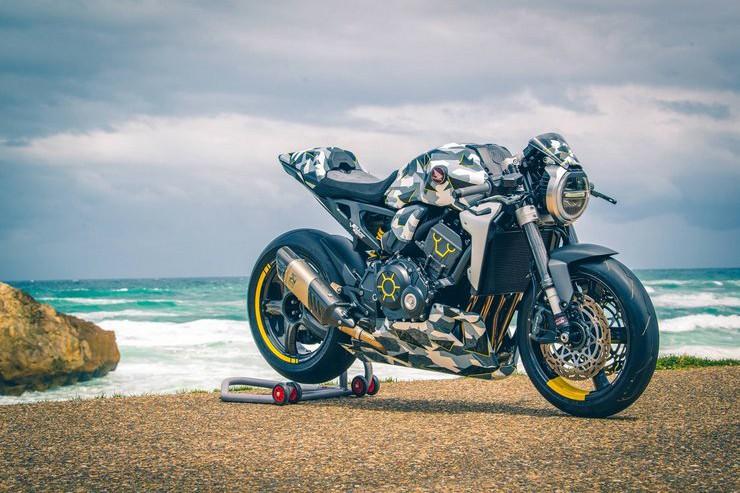 Honda cong bo bang xep hang CB1000R do tai Wheels Waves 2019 - 10