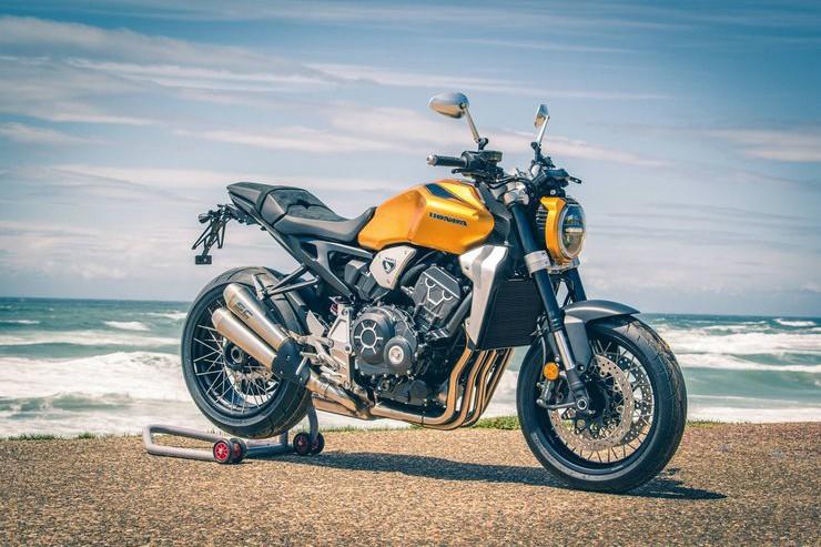 Honda cong bo bang xep hang CB1000R do tai Wheels Waves 2019 - 12