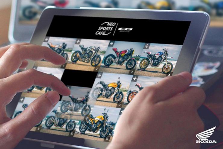 Honda cong bo bang xep hang CB1000R do tai Wheels Waves 2019