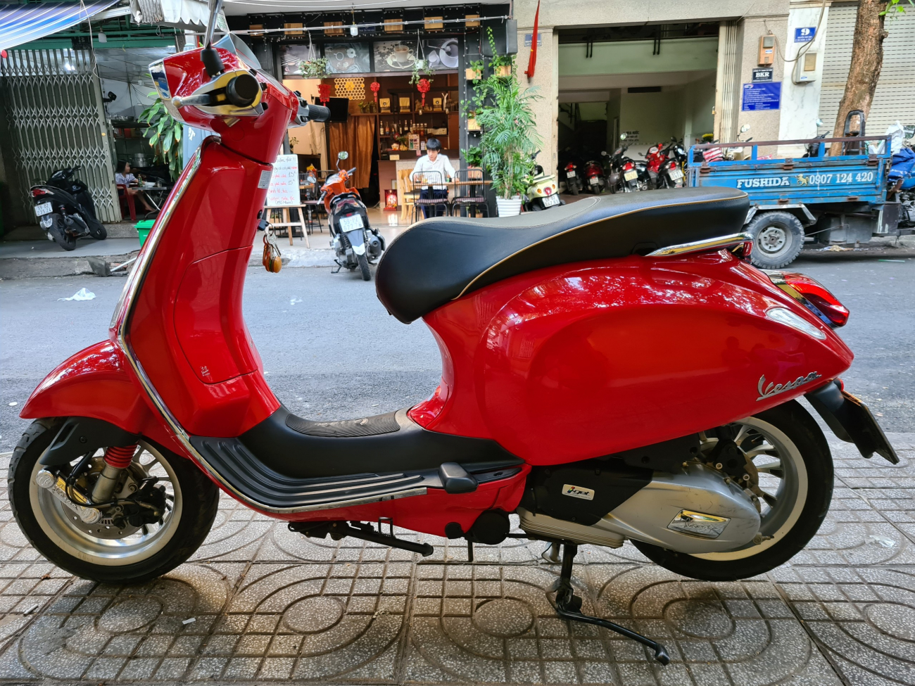 Vespa Sprint ABS dong co iget - 2