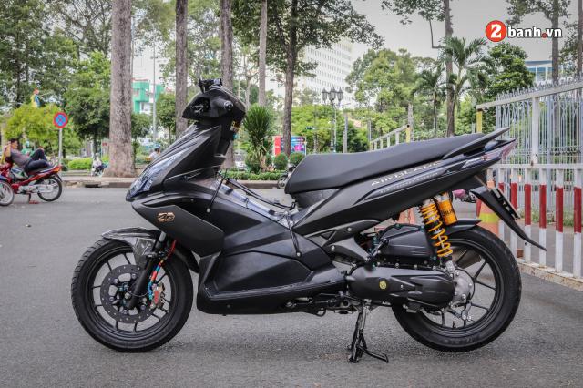 Air Blade Thai bien cuu tu lot xac dep kho ta cua biker Viet - 21