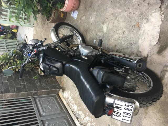 Suzuki GN125 den may xe tot ngoai hinh on dinh - 6
