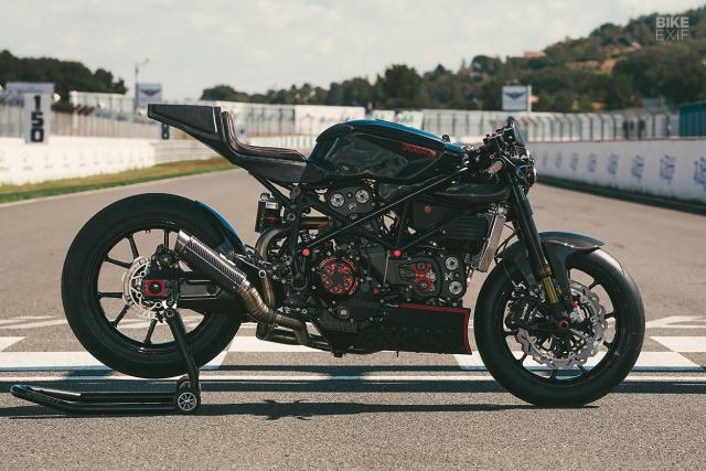 Ducati 999 do phong cach ngong cuong den tu Freerides Motos - 3