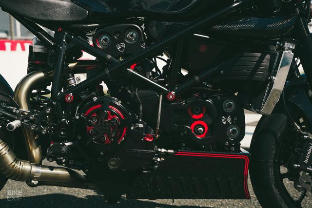 Ducati 999 do phong cach ngong cuong den tu Freerides Motos - 7