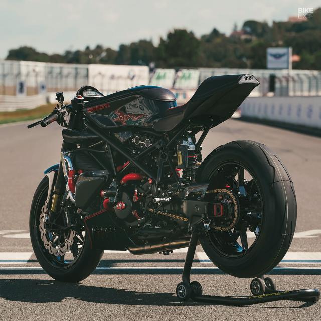 Ducati 999 do phong cach ngong cuong den tu Freerides Motos