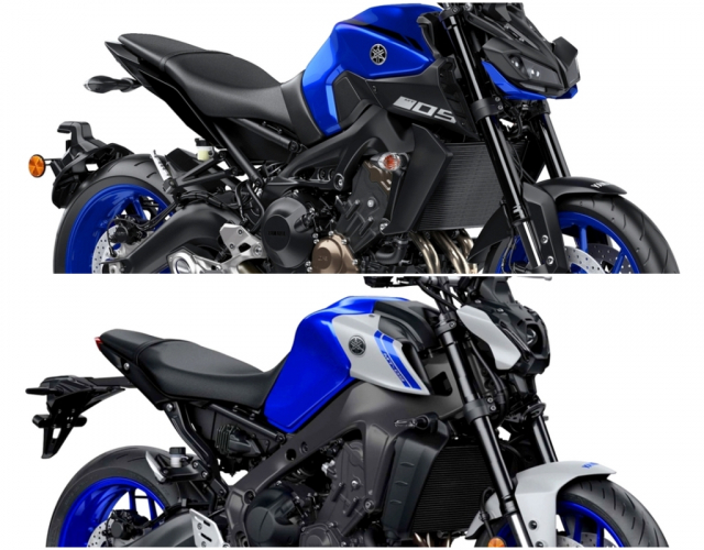 Lo dien y tuong thiet ke Yamaha MT10 2021 - 3