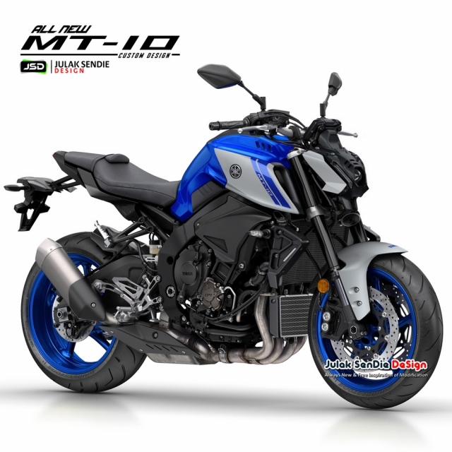 Lo dien y tuong thiet ke Yamaha MT10 2021 - 6