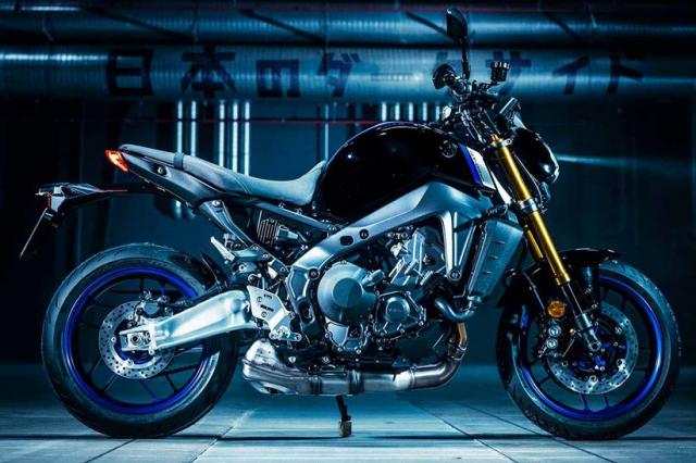 Yamaha MT09 SP 2021 ra mat voi trang bi cao cap hon dat tien hon - 3