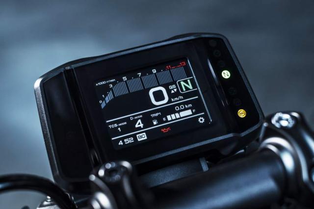 Yamaha MT09 SP 2021 ra mat voi trang bi cao cap hon dat tien hon - 4