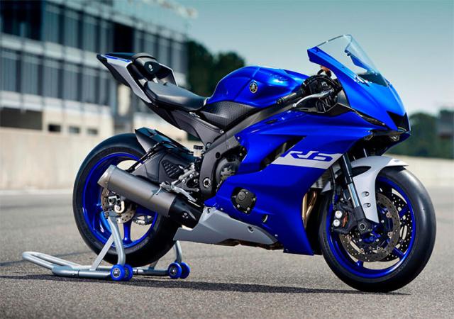 Yamaha R6 bi ngung san xuat vao cuoi 2021 chi ton tai R6 Race tren duong dua - 5