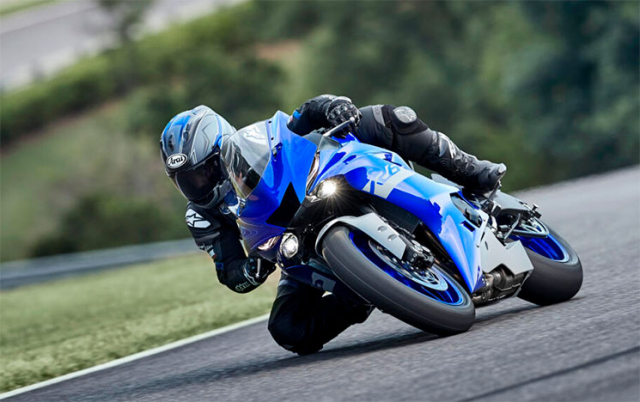Yamaha R6 Race 2021 trinh lang voi goi phu kien GYTR tuy chon - 3
