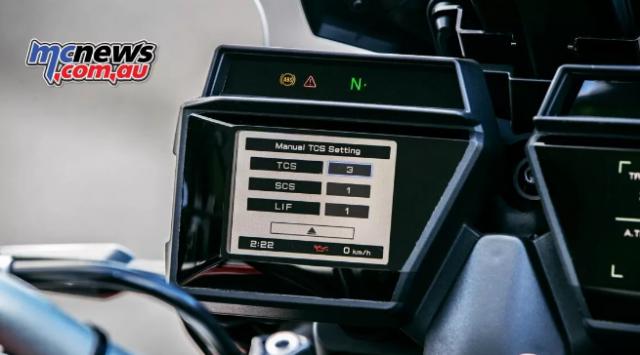 Yamaha Tracer 9 GT 2021 lo dien voi ve ngoai cuc an tuong - 6