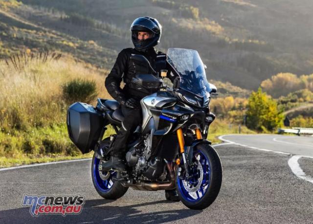 Yamaha Tracer 9 GT 2021 lo dien voi ve ngoai cuc an tuong - 18