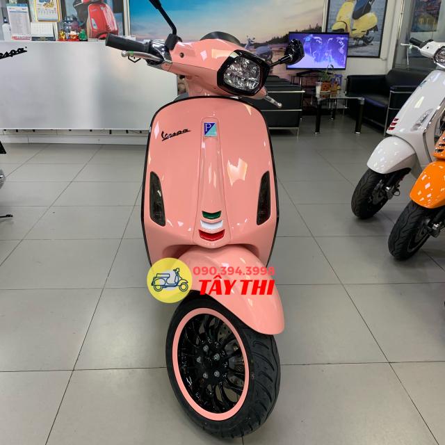 Vespa Sprint 2021 gap dung Tay Thi 0903943998 uu dai khung - 2