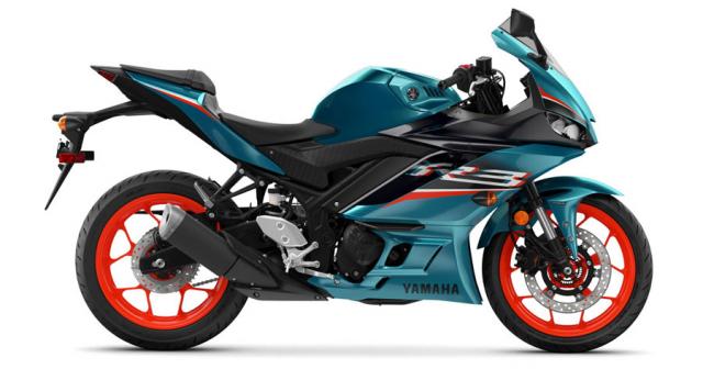 Yamaha R3 phien ban 2021 chinh thuc ra mat - 3
