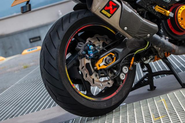 Yamaha TMAX 530 do Turbo cong suat 108 hp dang kinh ngac - 11