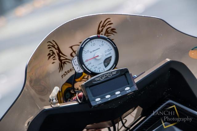 Yamaha TMAX 530 do Turbo cong suat 108 hp dang kinh ngac - 23