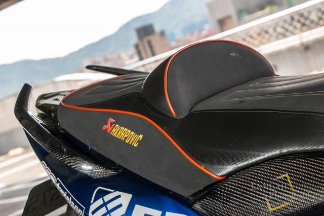 Yamaha TMAX 530 do Turbo cong suat 108 hp dang kinh ngac - 20