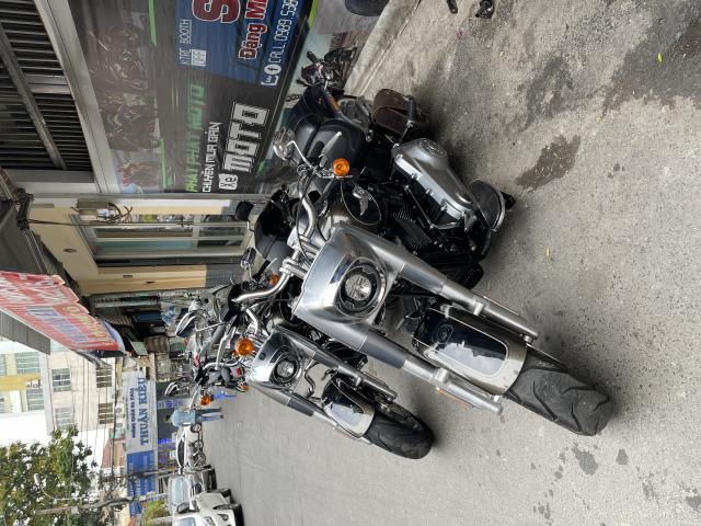 _ Moi ve 2 Xe HARLEY DAVIDSON Fat Boy 114 may 1868cc ABS HQCN Date 2020 chinh 1 chu odo 5000km - 5