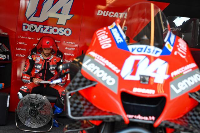 Andrea Dovizioso chap nhan loi moi tu Honda Repsol thay the Marc Marquez trong MotoGP 2021 - 7