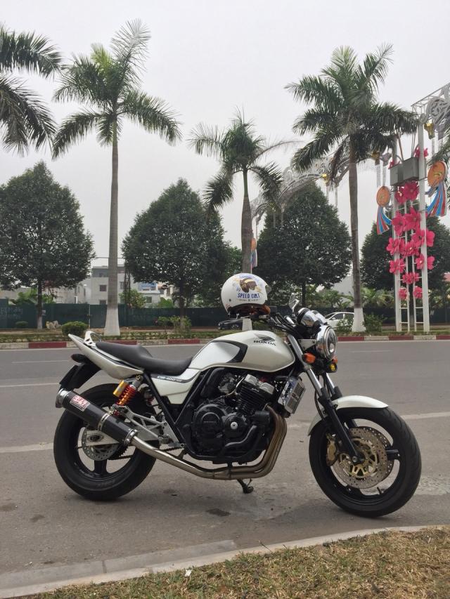 Ban Honda CB400 Chinh chu bien TP Bac Ninh sang ten TQ - 2