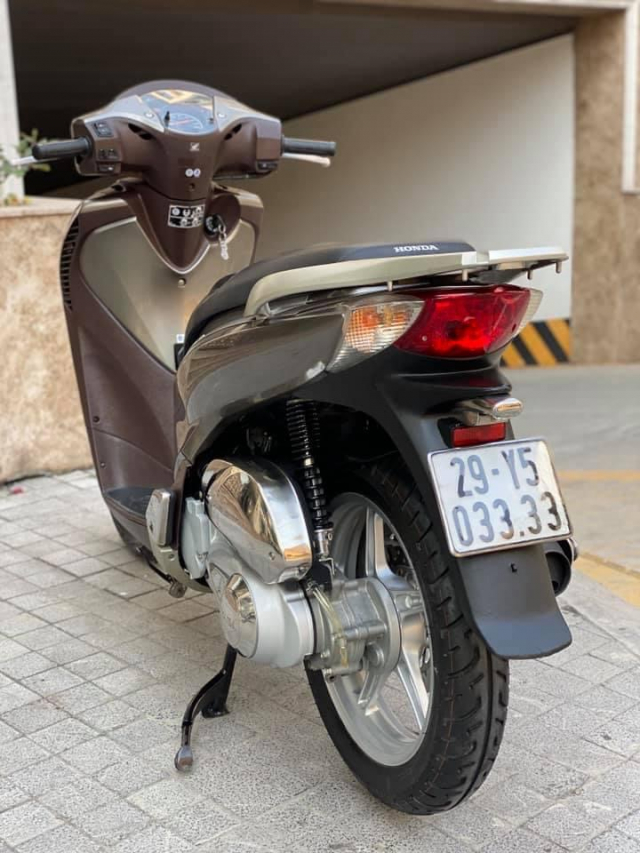 Can Ban Sieu pham SH Nhap 150 cuoi 2011 mau Sampanh bien tu quy 3333 cuc Vip - 2