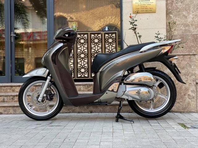 Can Ban Sieu pham SH Nhap 150 cuoi 2011 mau Sampanh bien tu quy 3333 cuc Vip - 5