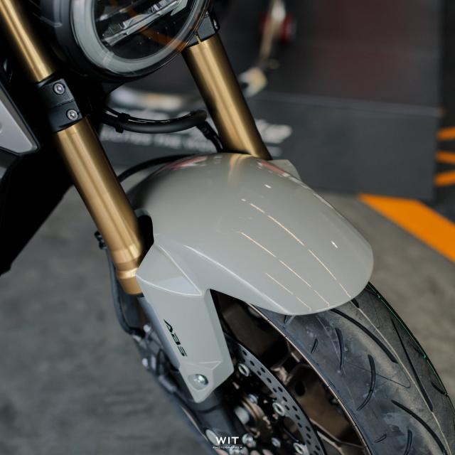 Honda CB650R 2021 trong bo anh chi tiet nhung diem doi moi so voi phien ban cu - 3