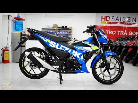 Chuyen Thanh Ly Xe may Suzuki Satria 150 Nhap Khau hai quan Gia re lh 0777485772 - 3