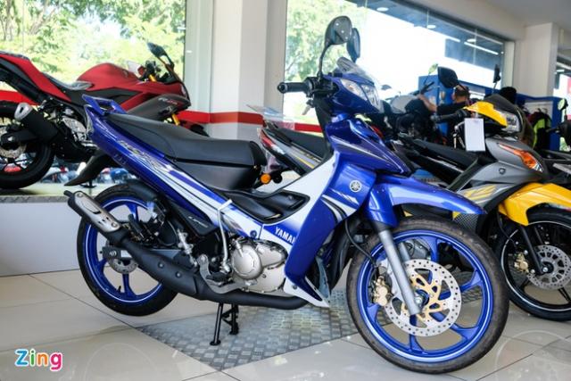 Chuyen Thanh Ly Xe may Yamaha Yaz 125 Nhap Khau hai quan Gia re - 3