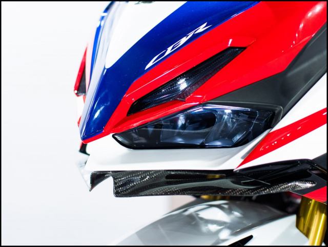 Can canh hai chiec CBR150R 2021 do chinh hang tu Honda - 5