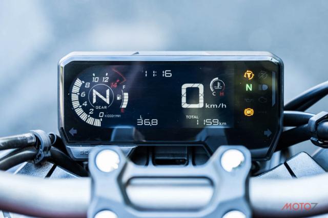 Honda CB650R 2021 Danh gia thuc te nhung thay doi tren xe - 8