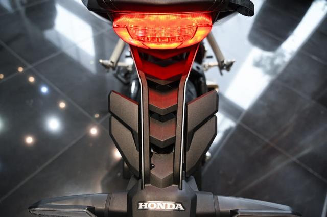 Can canh Honda CBR650R 2021 moi tai Viet Nam - 34