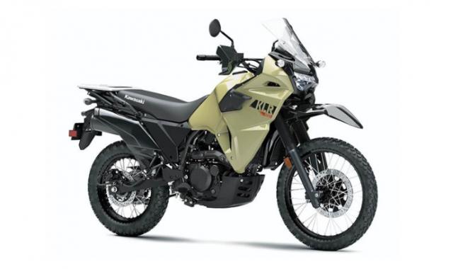Kawasaki KLR650 2021 chinh thuc ra mat - 3