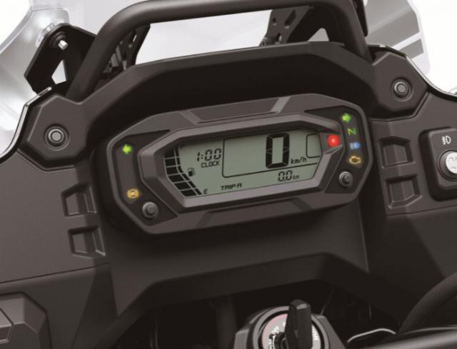 Kawasaki KLR650 2021 chinh thuc ra mat - 4
