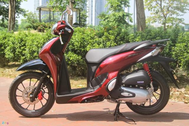 Thanh Ly Honda Sh 150i CBS Doi 2020 Gia 32Trieu Xe May Gia Re Xe May Nhap Khau - 14