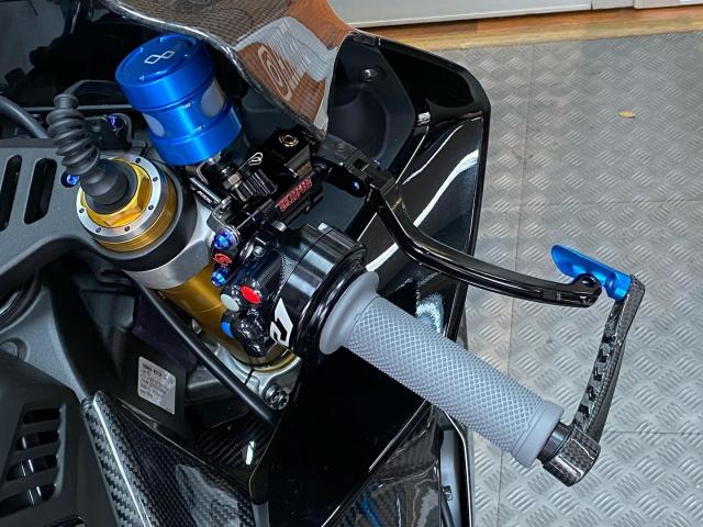 Yamaha R1M do dep rang ngoi ma khong choi loa - 3