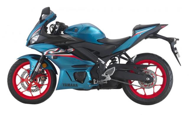 Yamaha R25 2021 chinh thuc trinh lang mau moi voi gia tu 114 trieu dong - 8