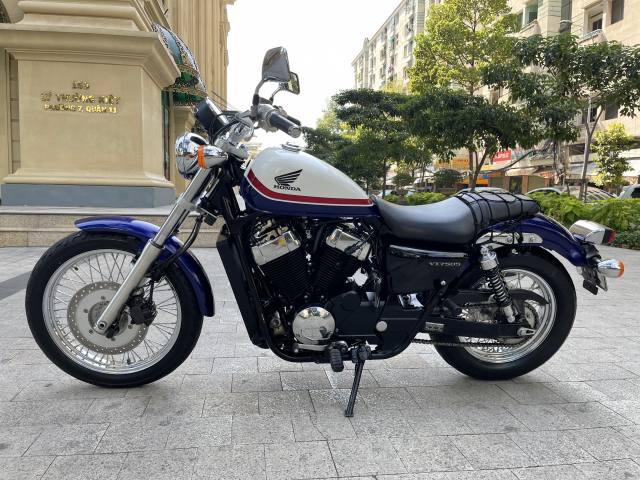 _ Moi ve Honda VT750S Dang ky lan dau 2015 HQCN chinh chu odo dung chuan 12500 km Xe dep moi - 3
