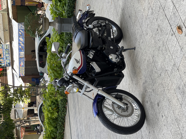 _ Moi ve Honda VT750S Dang ky lan dau 2015 HQCN chinh chu odo dung chuan 12500 km Xe dep moi - 6