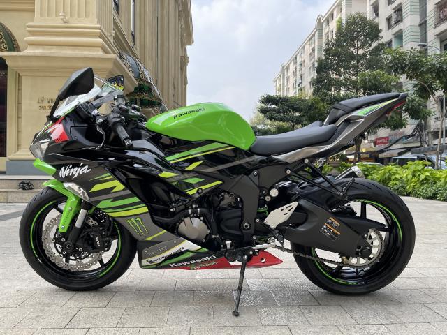 _ Moi ve Kawasaki Ninja ZX6R ABS ban KRT HQCN Dang ky 2020 chinh 1 chu odo dung chuan 9500km - 7