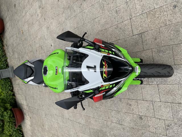 _ Moi ve Kawasaki Ninja ZX6R ABS ban KRT HQCN Dang ky 2020 chinh 1 chu odo dung chuan 9500km - 9