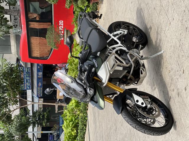 _ Moi ve Triumph Tiger 900 Rally ABS Fom moi banh Cam HQCN Dang ky 62020 chinh 1 chu - 10
