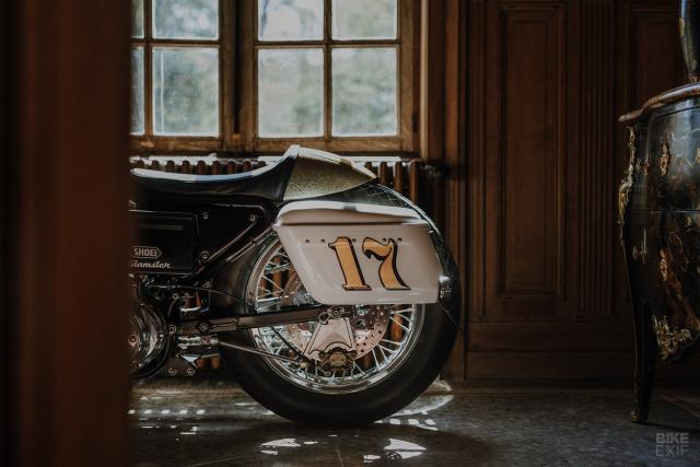 Ban do HarleyDavidson Sportster voi phong cach den tu Nhat Ban - 8