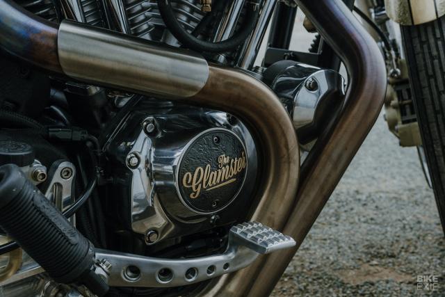 Ban do HarleyDavidson Sportster voi phong cach den tu Nhat Ban - 10