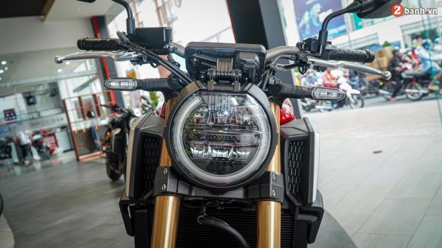 Can canh Honda CB650R 2021 vua ve toi dai ly - 4