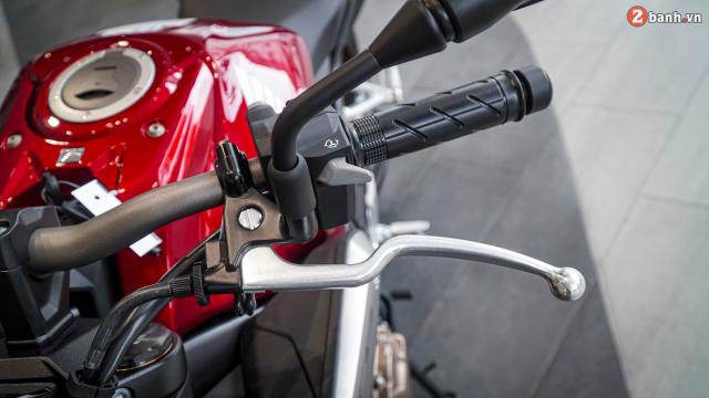 Can canh Honda CB650R 2021 vua ve toi dai ly - 8